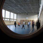 Neue Fotos aus der Sporthalle Meierhöfli