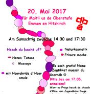 Kreativer Mädchen-Nami in Hitzkirch!