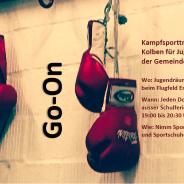 Go-On….ist on!