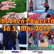 Mädchenpowertag 2018