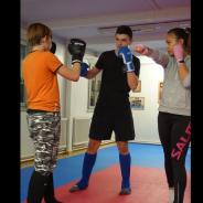 Go-On Training im Kolben