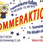 Sommeraktion 2018